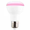 9W E27 WIFI GOOGLE ALEXA LED SMART BULB
