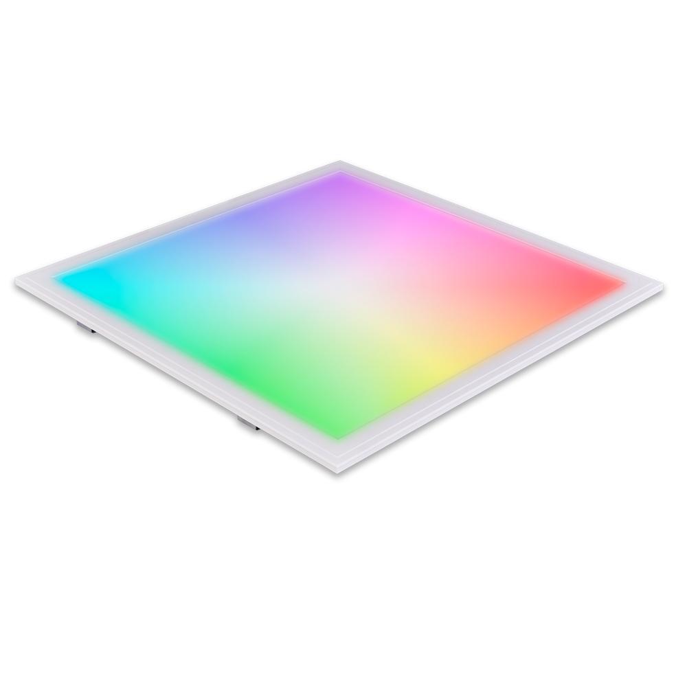 40W RGBW SMART WIFI LED PANEL LIGHT,  Works with Amazon Alexa Echo Plus & Smart  1