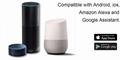 40W RGBW SMART WIFI LED PANEL LIGHT,  Works with Amazon Alexa Echo Plus & Smart  6