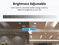 3030 20W RGBW WIFI SMART LED PANEL LIGHT 4