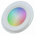 6W RGBW WIFI BLUETOOTH SMART ROUND LED