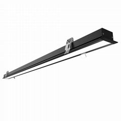 Supermarket Linear Luminaire 5years warranty 30W, 40W, 50W Recessed downlight