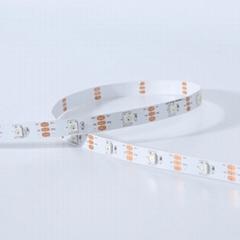 5V, 12V, 24V Digital SMD5050 RGB Flexible led strip light, lights
