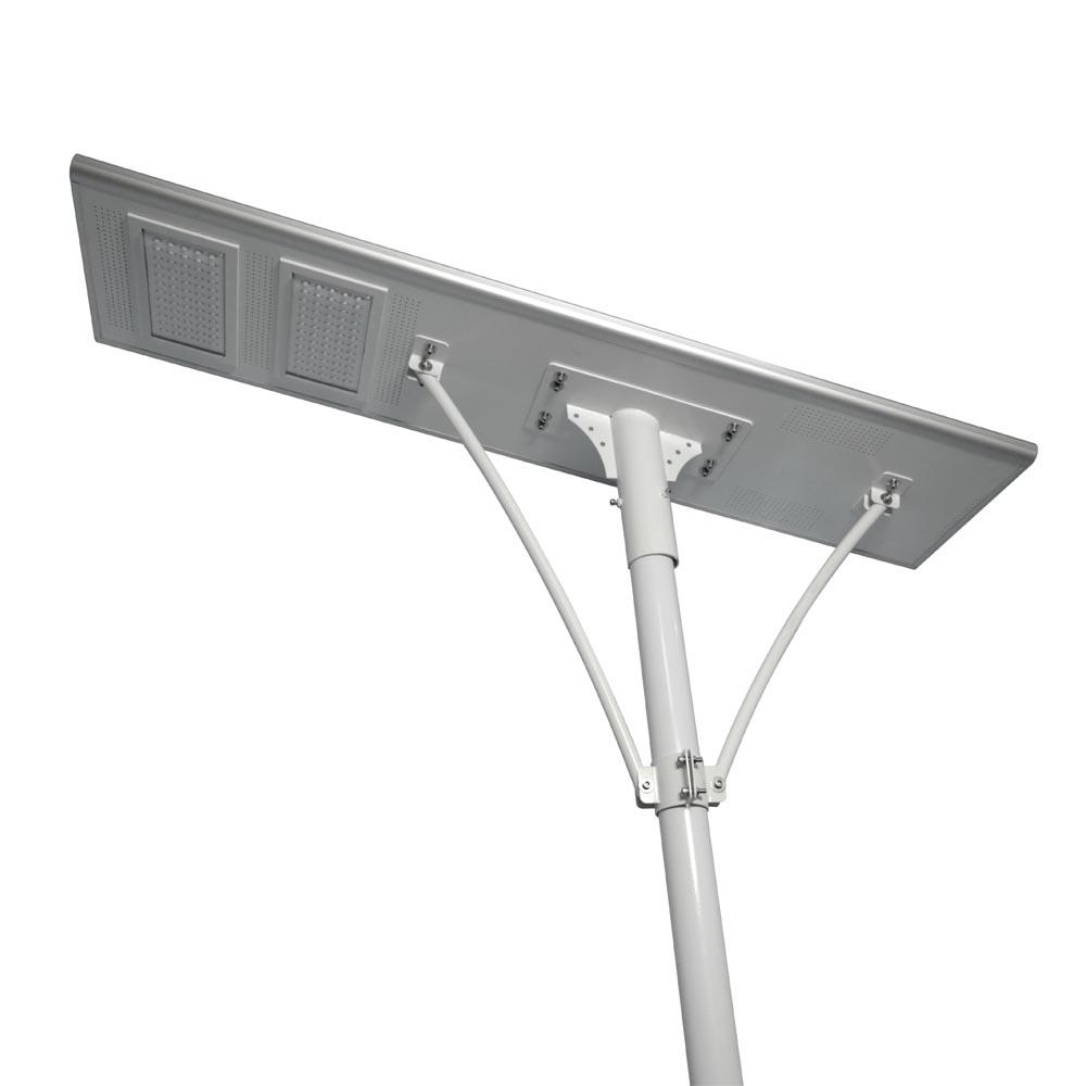 IP65 100W all in one integrated LED solar streetlighting