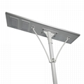 IP65 100W 100watt all in one integrated LED Solar Street path lights Lighting