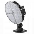 LOWCLED 1000Watts 150LM/W IP65 LED Floodlight led stadium lighting Sports light 2