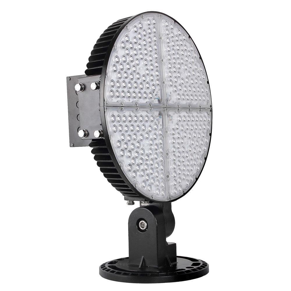 LOWCLED 1000Watts 150LM/W IP65 LED Floodlight led stadium lighting Sports light 4