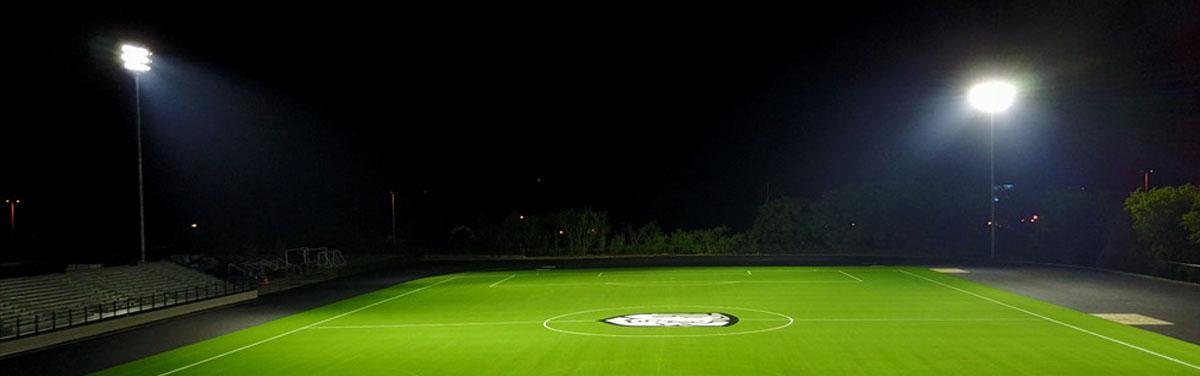 LOWCLED 1000Watts 150LM/W IP65 LED Floodlight led stadium lighting Sports light 8