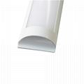 Aluminum Slim 2ft 4ft 18W 36W Led Linear Light Fixtures led batten light