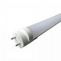 Top Quality lamp led bulbs T8 clip LED Tube Light 2ft 3ft 4ft 5ft 110V 220v