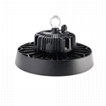 Waterproof ip65 ufo pendant lamp antiglare industrial 200W LED high bay light