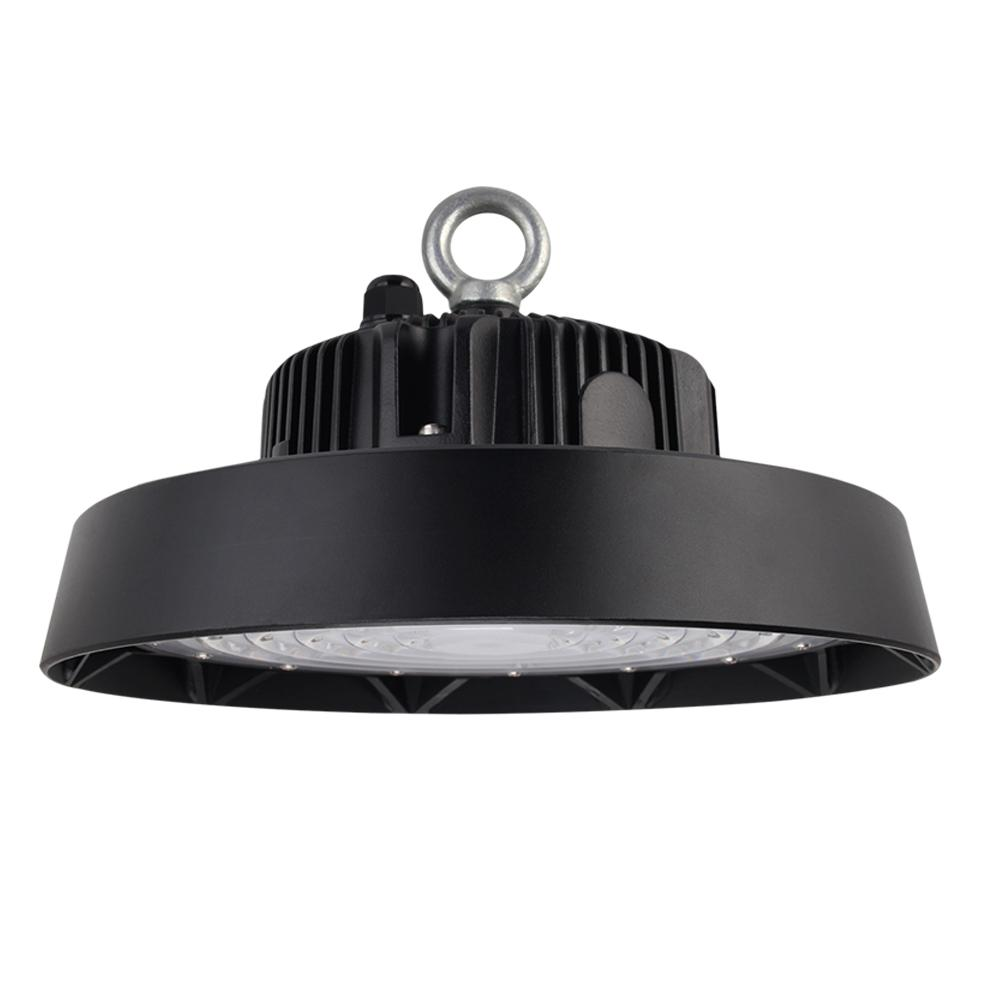 Waterproof ip65 ufo pendant lamp antiglare industrial 200W LED high bay light