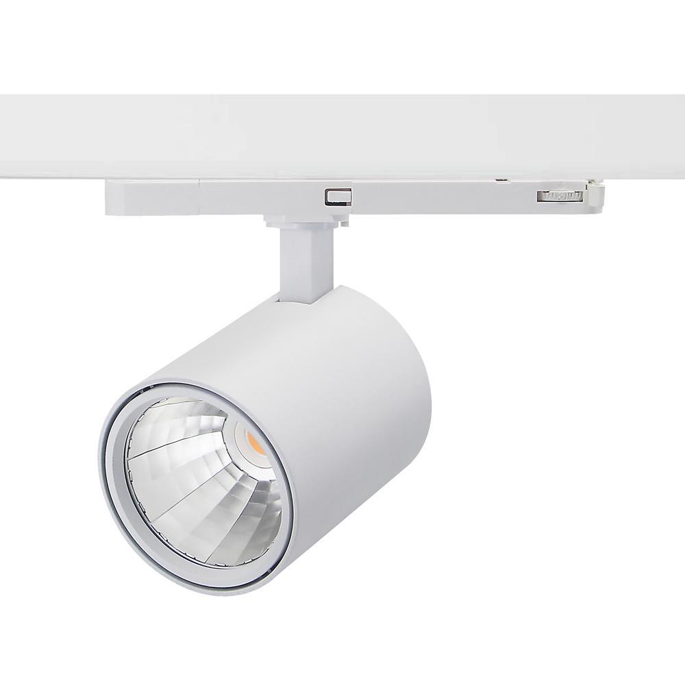 20W cob led spot track light, CE ROHS high quality design LED track light 1
