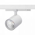 Lowcled 25W cob led spot track light, high quality design LED track light 2