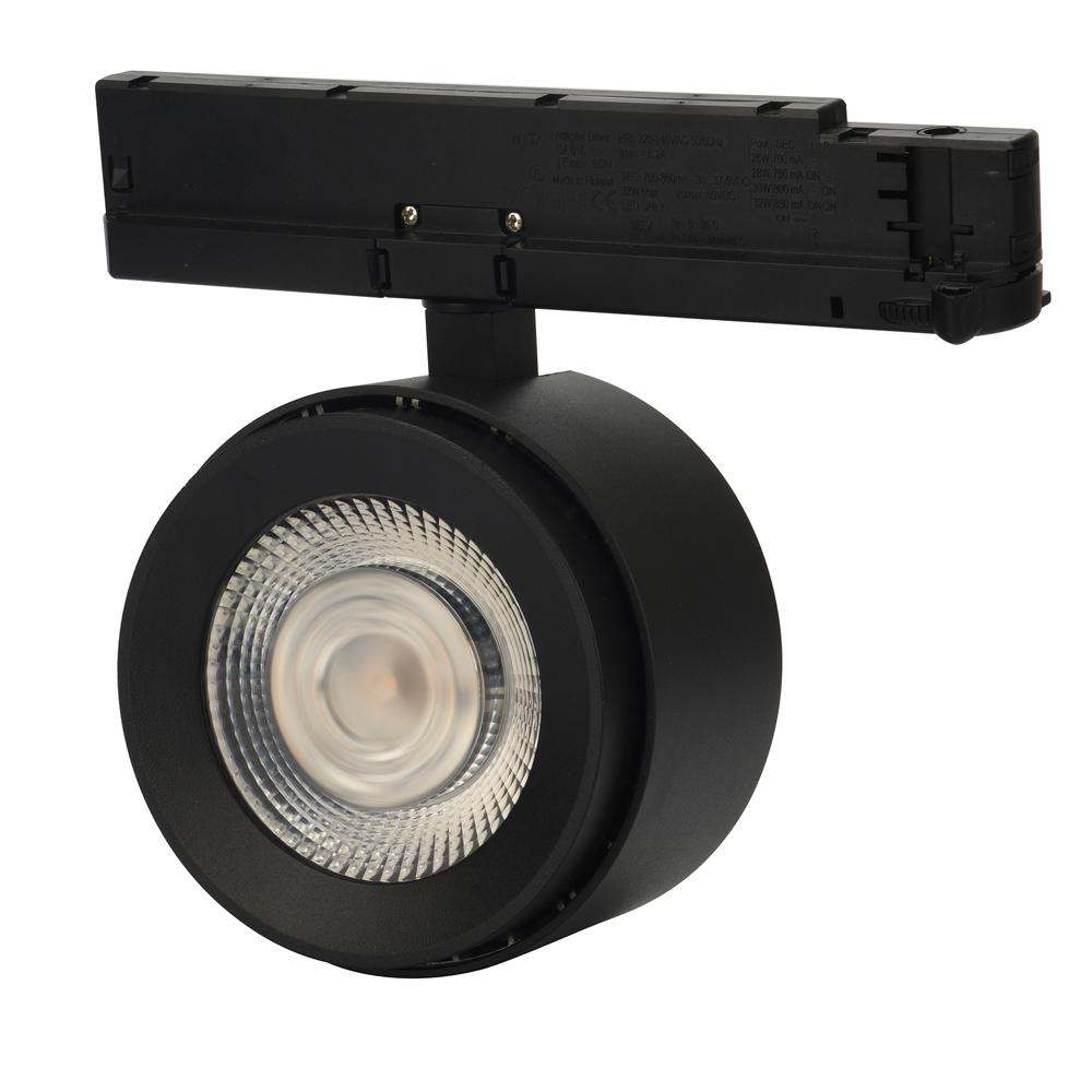 Adjustable Beam Angle 30w led track light Commercial Lighting 1
