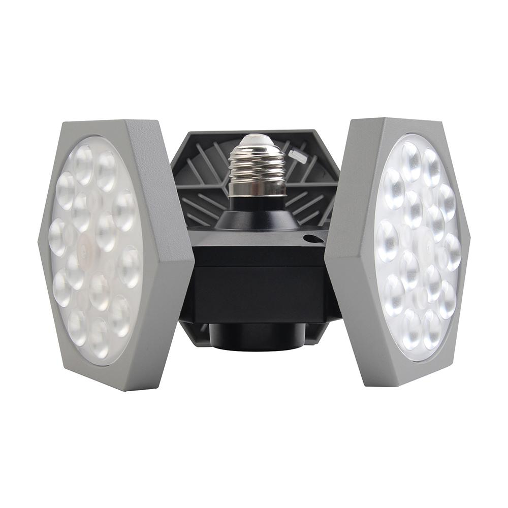 Amazon Hot Sale ETL Deformable 60W LED Garage Light For Workshop Light 3