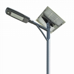 30Watt 2in1 solar led street light, solar street lamp