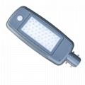 3years warranty IP65 semi-integrated solar led street light street lamp 50W