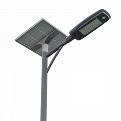 3years warranty IP65 semi-integrated solar led street light street lamp 60W (Hot Product - 1*)