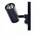 10W LED track light, led shop light, led track lighting 4
