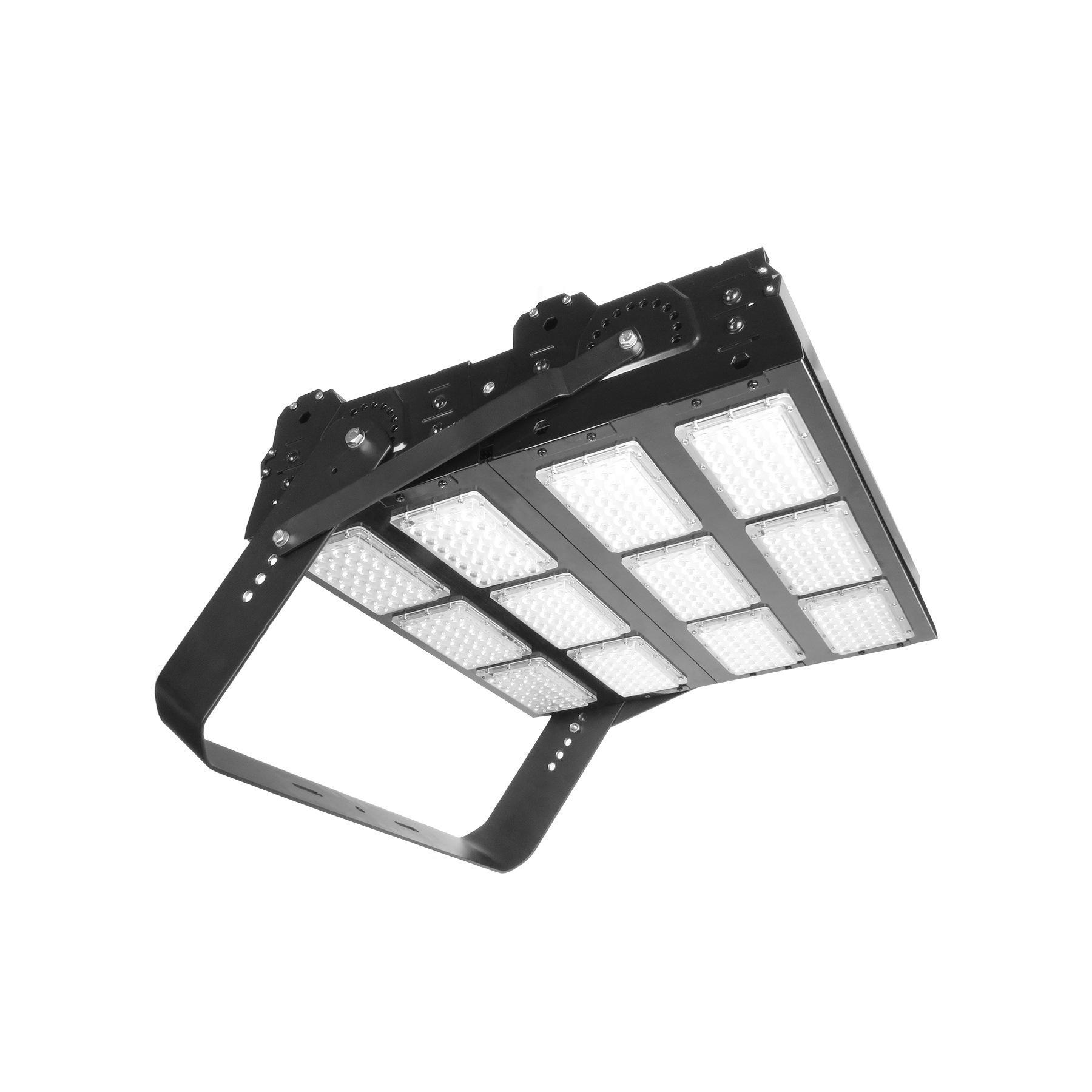 1000W 120LM/W IP65 IP66 LED Floodlight stadium light Sports lighting 1