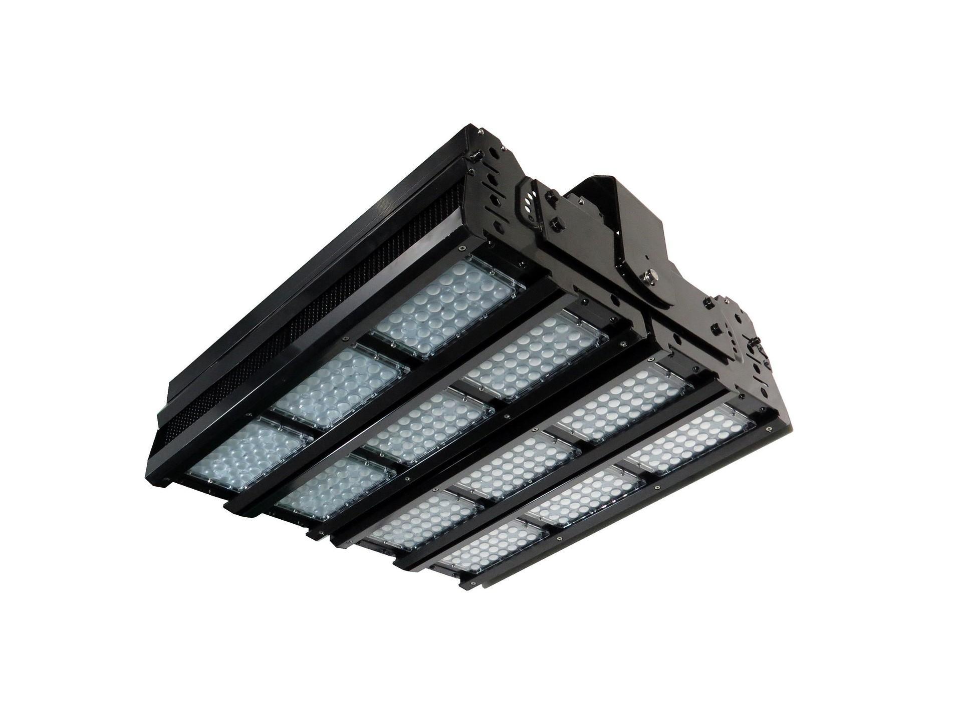 1000W 120LM/W IP65 IP66 LED Floodlight stadium light Sports lighting 6