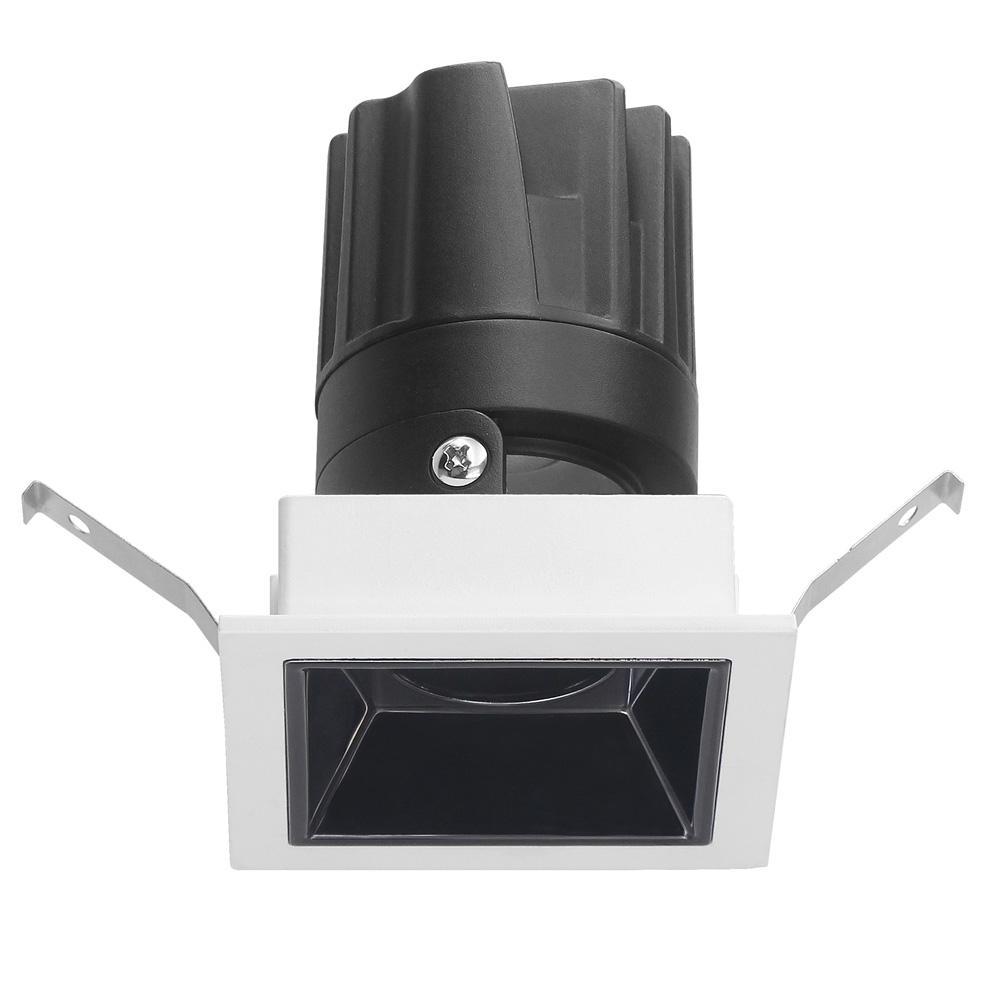COB Square 25W modular led downlight 2