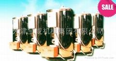天津津南宝成立式常压开水型锅炉