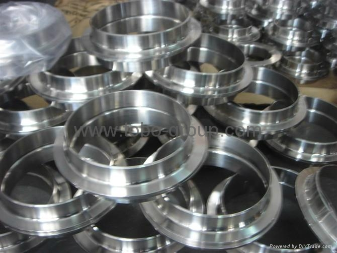 TOBO GROUP DIN 17440 1.4301 1.4304 flange forging 4