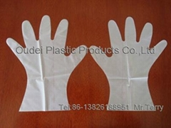 Disposable TPE Gloves