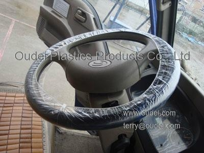 Disposable Steering Wheel Cover for Truck 1