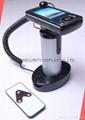 圆柱形手机防盗器 手机充电防盗器 报警防盗器 3