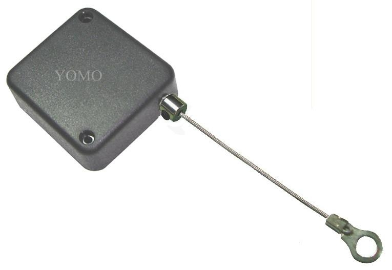 Square-Shaped Anti-Theft Recoiler with Loop Cable End 2