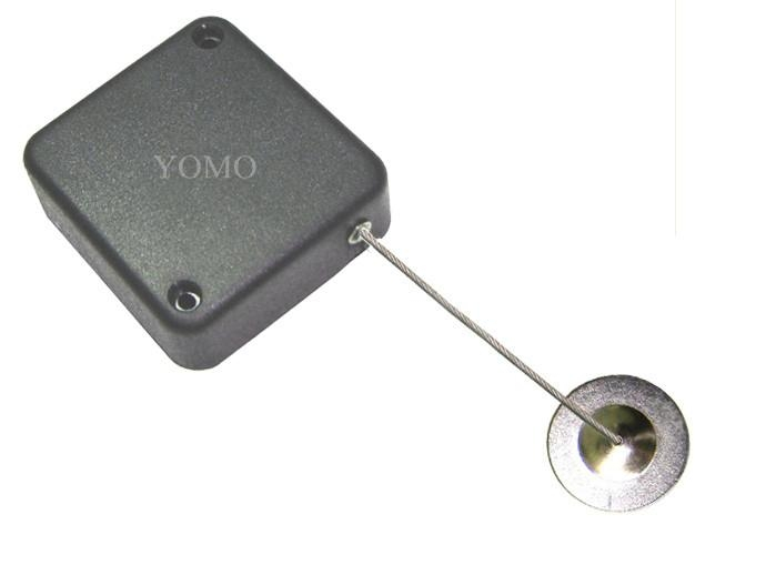 Square-Shaped Anti-Theft Recoiler with Loop Cable End 3