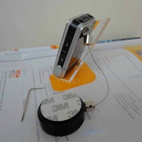 手机展示防盗器 手机防盗绳 伸缩防盗链 商品防盗器  3