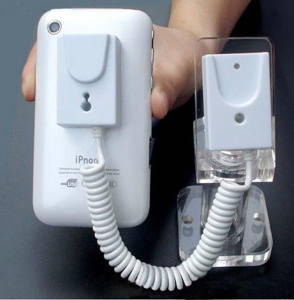 手机防盗展示架 手机模型展示架 手机防盗支架 3