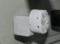 防盗拉线器 自动伸缩防链 钢丝绳拉线盒 收线器 易拉扣 防盗盒  3
