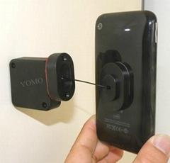 数码产品物理防盗展示器 可自动伸缩拉线盒