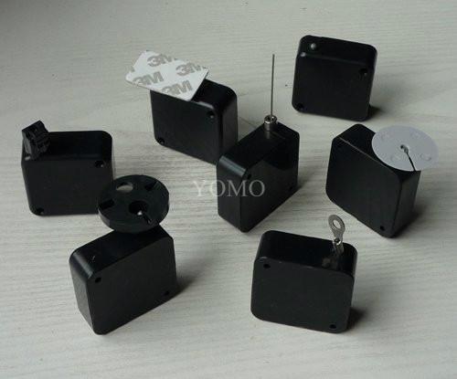 展示防盗拉线盒 珠宝手饰小型迷你伸缩拉线器 手机防盗链 1
