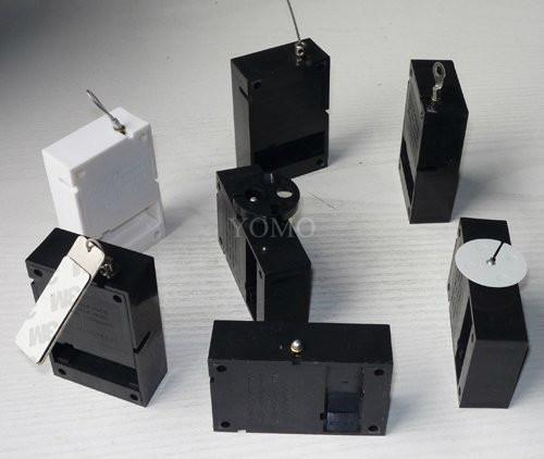 大拉力安全定位伸缩拉线盒 大拉力承重缓冲固定锁扣 1