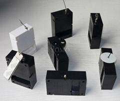 大拉力安全定位伸缩拉线盒 大拉力承重缓冲固定锁扣