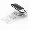 手機防盜展示標配亞克力托架 U形手機模型展示架 平板展示架 3