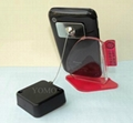 Mini Plastic Square Security Pull Box For Retail Security Display