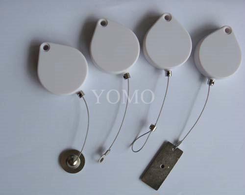 ODM定制拉线盒 工艺品展示防盗拉线器 1