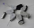 Plastic Teardrop Retractors and Tethers