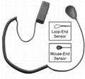 展会展品防盗报警保护器 电子产品展示防盗器 手机平板手表防盗器 1