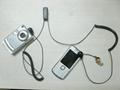 Double Ended Micro Alarm System,Two Regular-Headed Alarm Sensor