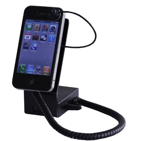 手機充電防盜報警器 手機陳列報警器 體驗展櫃防盜器 2