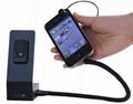 手机充电防盗报警器 手机陈列报警器 体验展柜防盗器 3
