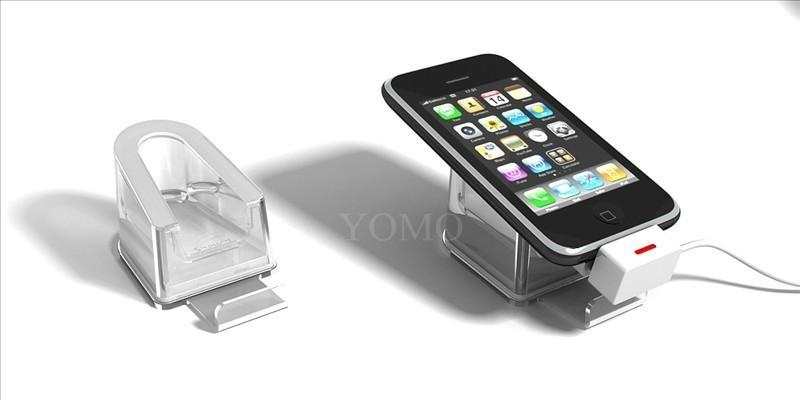 手機防盜展示標配亞克力托架 U形手機模型展示架 平板展示架 4
